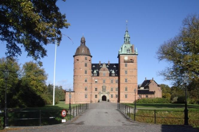 Øko slotsæg fra Vallø Slot